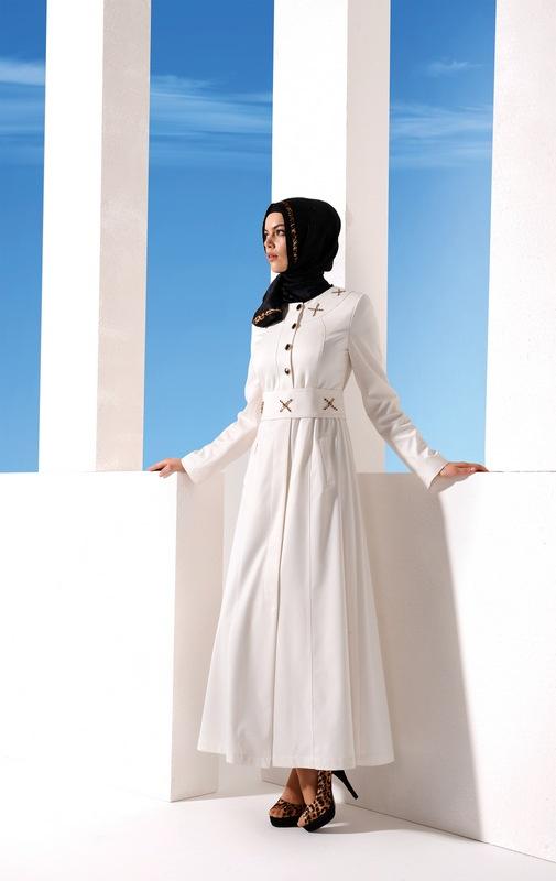 """SETRMS 2013 Yaz """"MAVİCE"""" Koleksiyonuyla Yazı rengarenk yaşarsınız. #Pardosu #Coat #Hijab"""