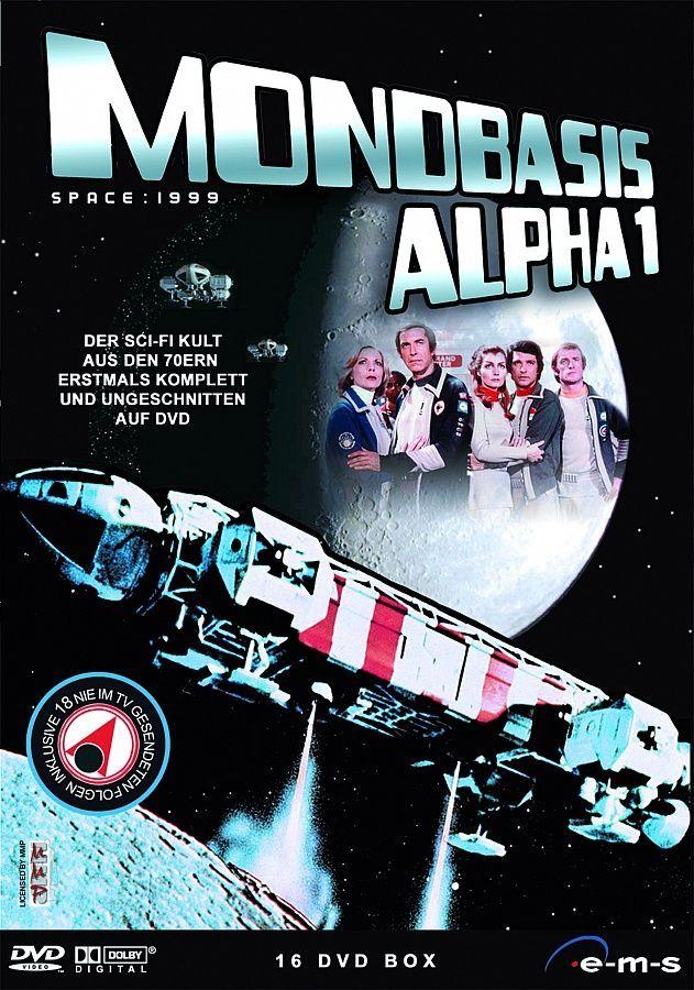 Dvd Mondbasis Alpha 1 Box 4020974163514 Cinefacts De