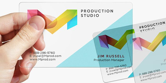 Plastic Business Card Printing Plastic Business Cards Transparent Business Cards Printing Business Cards