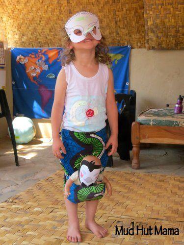 Emperor Penguin Dress Up - Mud Hut Mama
