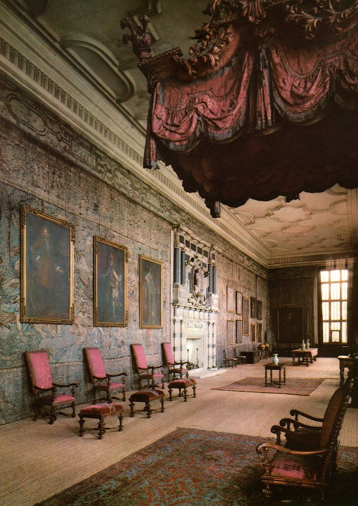 The Long Gallery Hardwick Hall