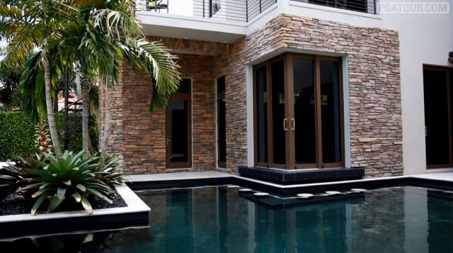 Rory McIlroy's Florida House Looks Awesome, If You're Into Awesome Things  I apologise in advance for the blatant Bose ad.