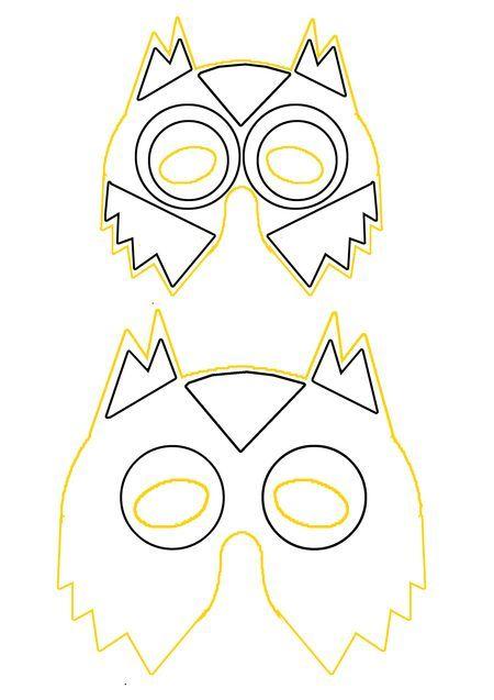 Masque.hibou                                                                                                                                                                                 Plus