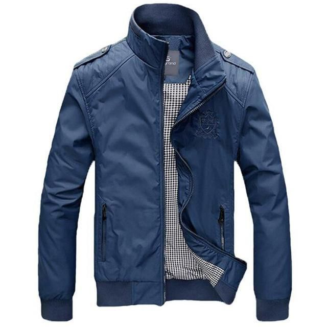 Thin Windbreak Jacket