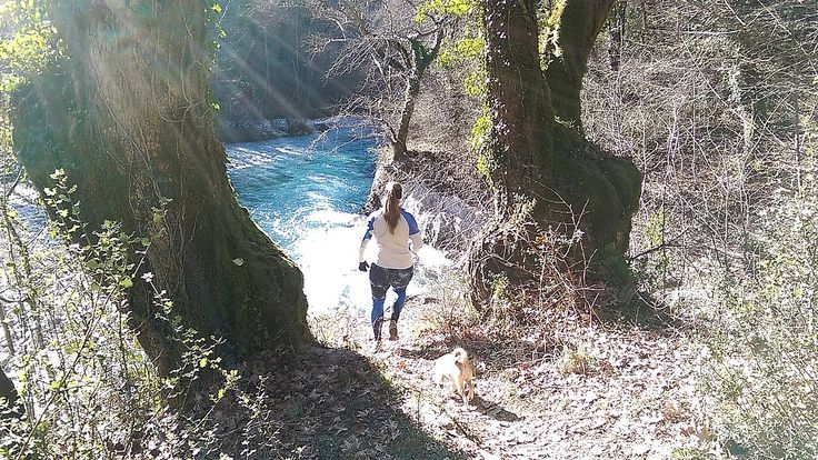 One down of my Ioannina Bucket List: Trailrunning @ Aristi River, Zagori, Greece