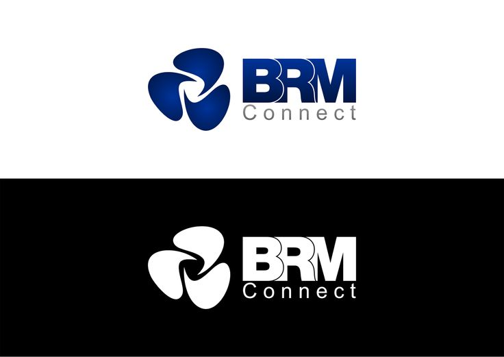Vector Logo With Sale : BRMConnect