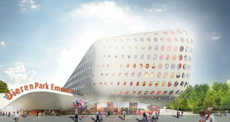 Dierenpark Theater | MVRDV -