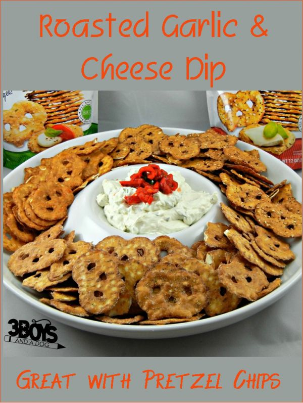 Check out the newest post (Roasted Garlic Cheese Dip Recipe) on 3 Boys and a Dog at http://3boysandadog.com/pretzel-crisps-roasted-garlic-cheese-dip-recipe/?Roasted+Garlic+Cheese+Dip+Recipe