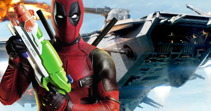 'Deadpool' Director Denies Marvel Movie Connection -- One big 'Deadpool' Easter egg is being debunked by director Tim Miller, as to not upside Marvel and Disney. -- http://movieweb.com/deadpool-movie-marvel-easter-egg-helicarrier/