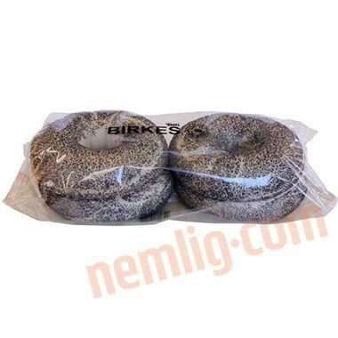 4-pack bagels m. birkes.