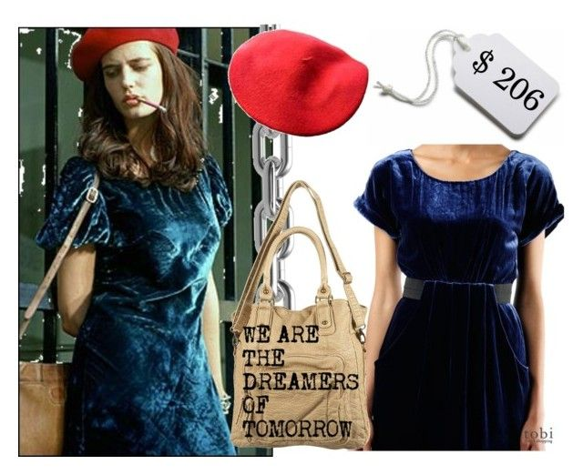 """Eva Green style - The Dreamers"" by pipasyl ❤ liked on Polyvore featuring Twelfth Street by Cynthia Vincent, Tag, Rachel and eva green style the dreamers"