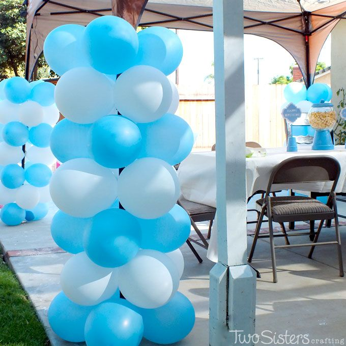 25 Ideas for an Amazing Frozen Party - Two Sisters Crafting