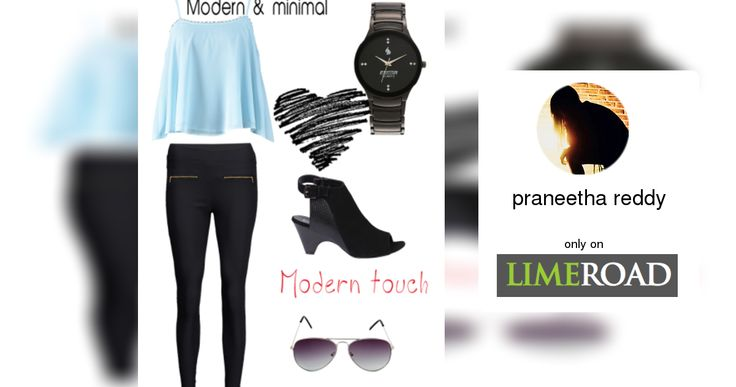 Check out what I found on the LimeRoad Shopping App! You'll love the look. See it here https://www.limeroad.com/scrap/56f80851f80c2405e2d818a6/vip?utm_source=00cbe8cb26&utm_medium=android