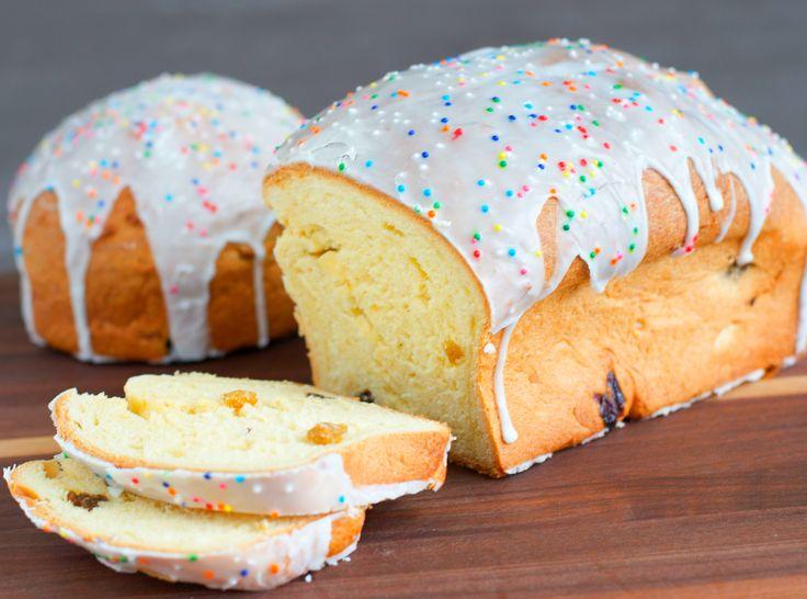 Easter bread- #easter #bread #baking #sweet #yeast