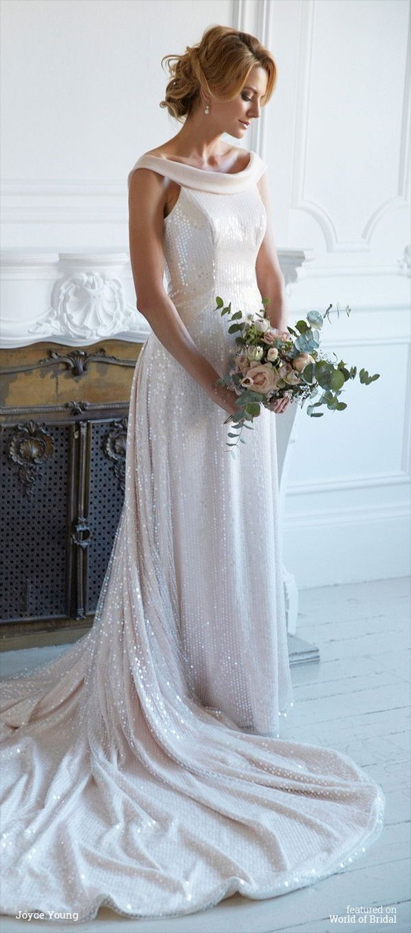 Joyce Young 2016 Wedding Dress