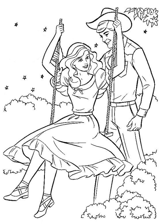 Omeletozeu Barbie Coloring Pages Coloring Books Coloring Pages