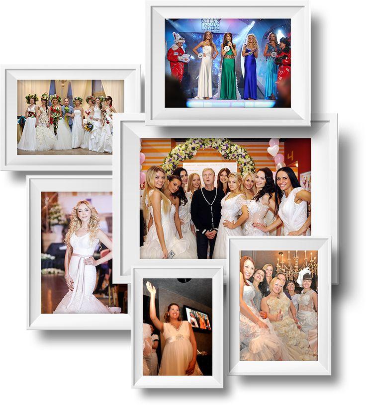 Весільні сукні на замовлення, від бренду №1 в Україні
