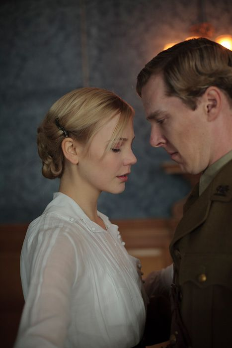 Adelaide Clemens (Valentine Wannop) Benedict Cumberbatch (Christopher Tjietens) - Parade's End (TV-Series, 2012) #fordmadoxford