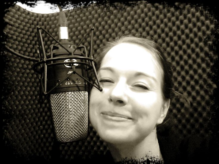Anika and Mic – best friends forever. Vocalrecordings GO!