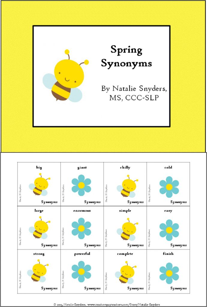 Top 5 Freebies of the Week for 3/16/2013- spring synonyms, Crazy for Similes, RTI recording sheets, Give Me 5 Naming Game, QR Codes for plants