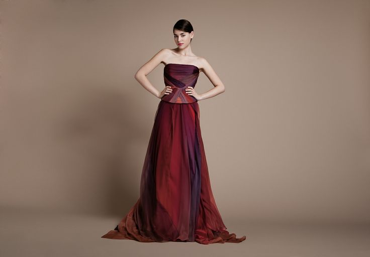 Daalarna Couture evening dress - Forever collection