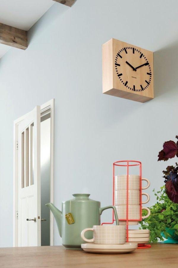küchenmöbel - Kitchen Clocks designs that stimulate the appetite