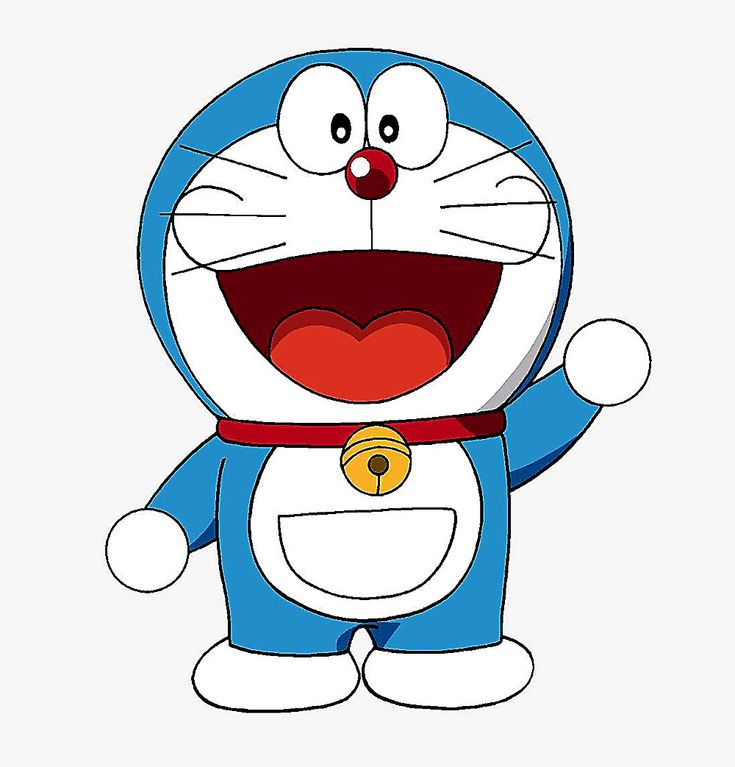 The most famous Japanese cartoon character, Doraemon. it brought up the fashion of Imagination