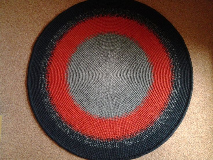 Round rug, 48'' (122 cm)/Rugs/Rug/Area Rugs/Floor Rugs/Large Rugs/Handmade Rug/Carpet/Wool Rug by AnuszkaDesign on Etsy