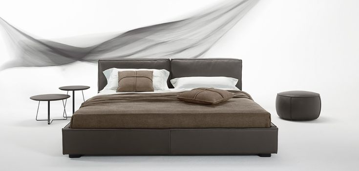 BOND NIGHT BED, GAMMA INTERNATIONAL ITALY