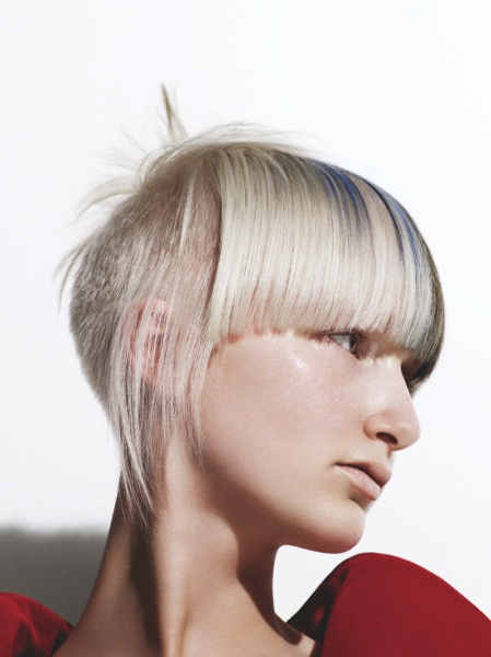 Richard Ashforth & the Saco Creative Team - best Chealsea cut ive seen