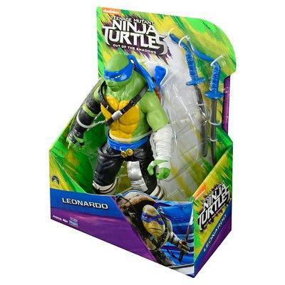 Teenage Mutant Ninja Turtles Movie 2 11 Leonardo