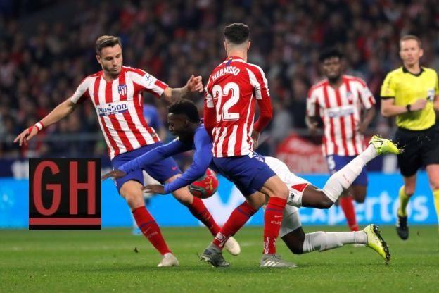 Atletico Madrid 2 0 Athletic Bilbao Atlético Madrid Soccer Highlights Videos Madrid
