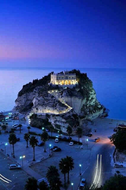 Tropea; Calabria, Italy.