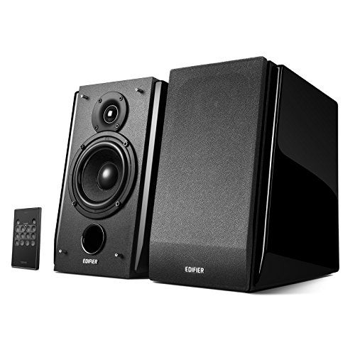 Edifier R1850DB Active Bookshelf Speakers with Bluetooth and Optical Input – 2.0 Studio Monitor Speaker – Built-in Amplifier with Subwoofer Line Out Edifier R1850DB Active Bookshelf Speakers with Bluetooth and Optical Input – 2.0 Studio Monitor Speaker – Built-in Amplifier with Subwoofer Line Out – <a href=