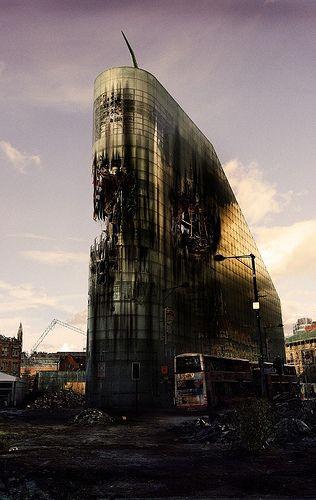 Manchester Apocalypse - Urbis James Chadderton