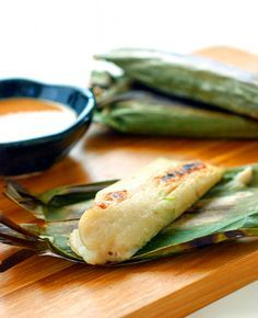 Otak-Otak - Indonesian Grilled Fish Cakes