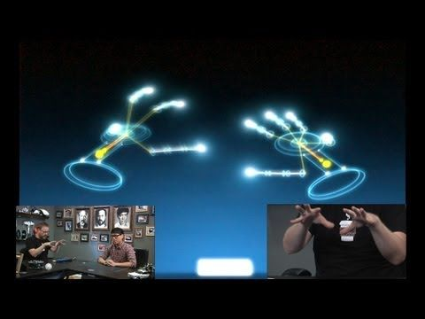 Leap Motion: Hands On At SXSW - YouTube https://www.youtube.com/watch?v=QLvVsXpmAs8&feature=youtu.be