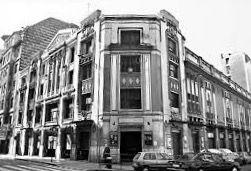 Bilbao, Ideal Cinema, esquina de la calle General Concha con la calle Egaña.