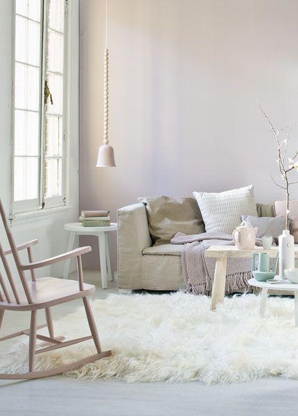 Een pastel interieur is de laatste tijd erg gewild. Dat is niet voor niks, pasteltinten in je interieur staan kleurrijk..