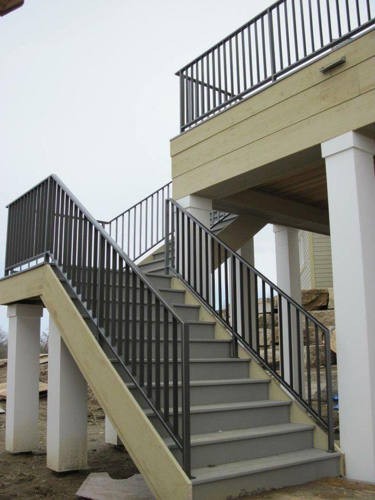 Best Custom Iron Deck Railing Iron Deck Railings Pinterest Decks Railings And Irons 400 x 300