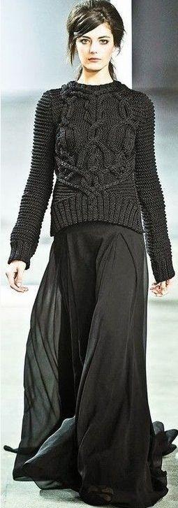 Derek Lam - Autumn Winter 2012