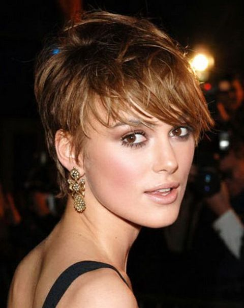 Short Hairstyles For Women With Square Faces
