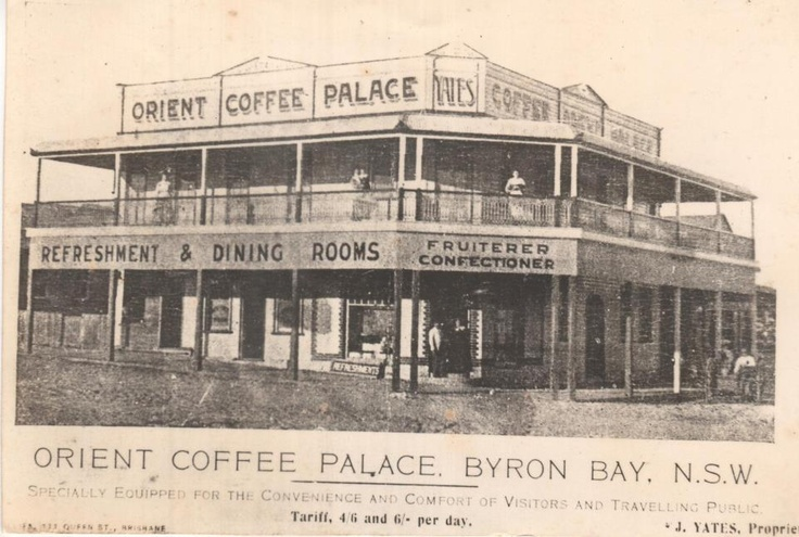 Byron Bay - Orient cafe and guesthouse
