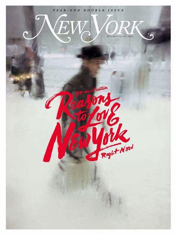 Magazine Designing's list of best magazine covers in 2013 | Magazine Designing