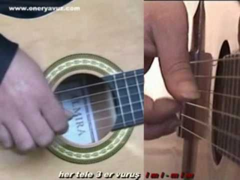4-B Online Gitar Dersleri-Öner Yavuz