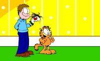 Lag en Tegneserie av Garfield