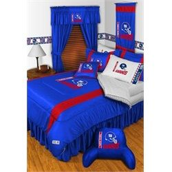 New York Giants NY Bed In A Bag Set