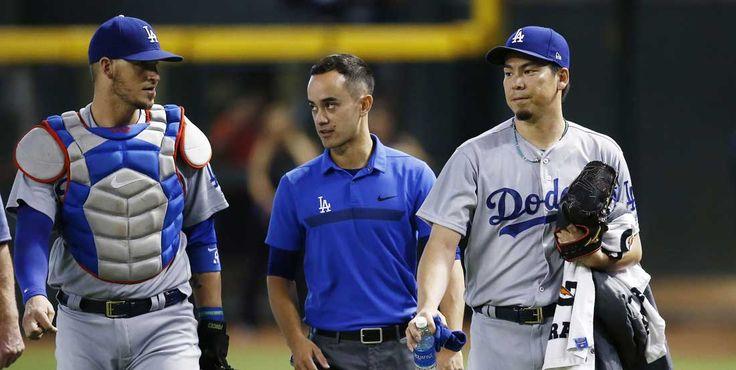Dodgers sufre quinta derrota y un dato que nadie le había hecho