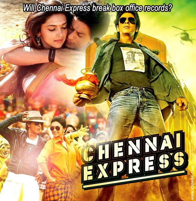 Will Chennai Express break box office records?