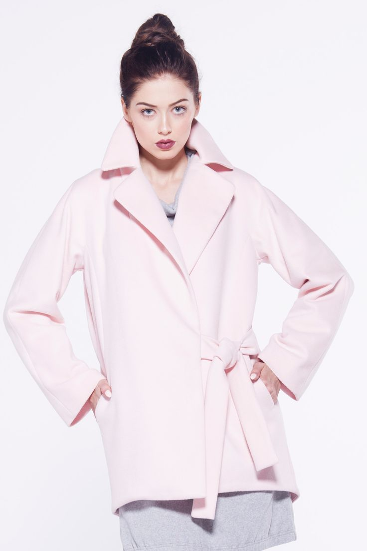 furelle # fashion #polishdesinger # chic #pink #swaggercoat
